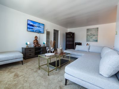 Photo for MODERN 1 BEDROOM SUITE IN HEART OF BEVERLY HILLS