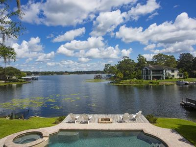 Photo for Waterfront Property in the heart of Tampa!