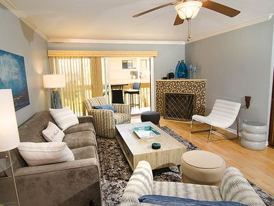 Solana Beach and Tennis #145 - Gorgeous Remodeled 2 Bedroom Sleeps 6