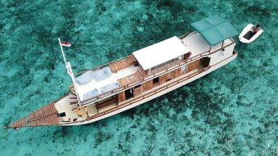 Photo for Komodo Journey 1 Cabin for 5 Persons