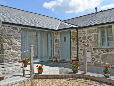 Photo for 1 bedroom accommodation in Breage, Helston