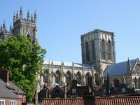 Perfect location for a stay in York