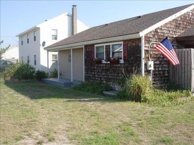 Photo for 3 Bedroom Cottage on Primehook Beach (Delaware Bay) - Pets welcome!