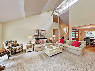 Photo for New Listing! Spacious All-Suite Retreat w/ Private Pool - Steps to Beach!