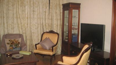 Photo for 2 rooms apartment in the city center