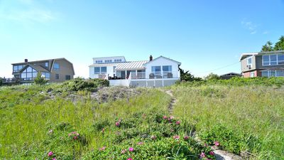 Photo for ★OCEAN FRONT HOME ! Ocean View From All Windows, Expansive Deck★