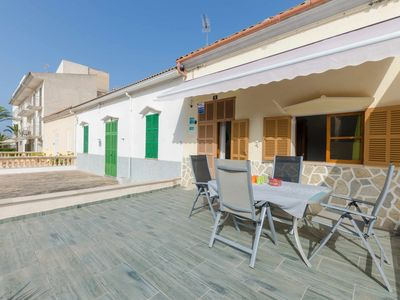 Photo for YourHouse Petita - chalet in Can Picafort a few steps from the beach