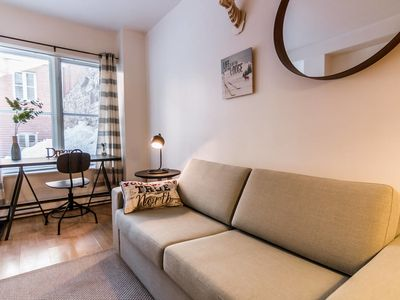 Photo for Large 3 rooms in Old Quebec