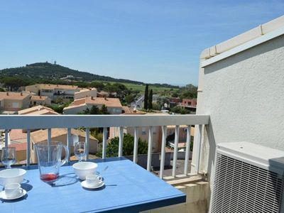 Photo for Apartment Cap d'Agde naturisme, studio flat, 2 persons