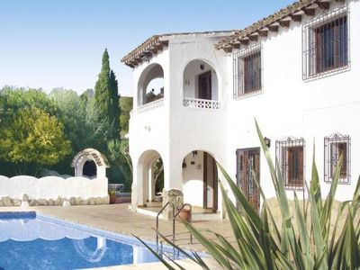 Photo for Holiday homes, Benissa  in Um Valencia - 4 persons, 2 bedrooms