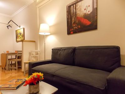Photo for 1-bedroom apartment in the heart of the city-near Syntagma Square
