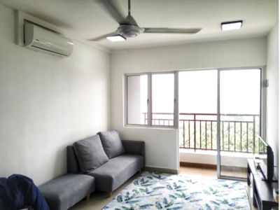 Photo for Enjoy Hillside Greeneries at new 3BR Serviced Apartment w/ S. Pool+WiFi+Netflix