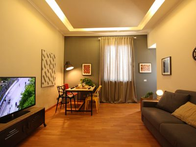 Photo for Apartment near Vatican Museum and Metro Station