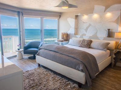 Photo for Absolute DIRECT OceanFRONT Condo/Loft free WiFi MODERN/LUXE