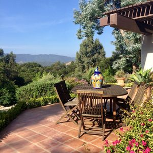 Photo for Ojai Valley Mountain View Home (located between Ojai and Ventura)