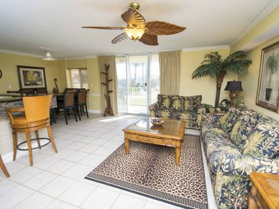 Photo for Beachfront Condo with Pool and Beach Views! Ground Floor Property with Easy Access to Everything!