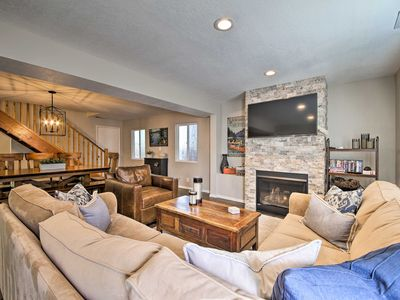 Photo for NEW-Remodeled Cabin - Short Walk to Lake Arrowhead