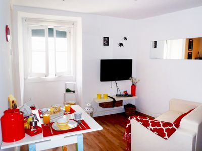 Photo for Cozy Apartment in Lisbon City Center