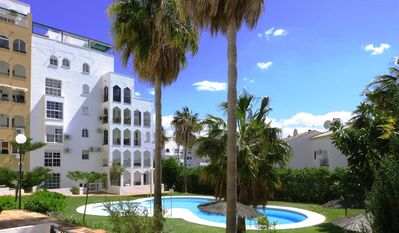 Photo for Perfect holiday apartment in beautiful Estepona