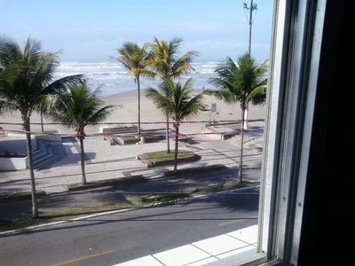 Photo for GRAND BEACH: Excellent apartment. full sea view. Accommodates 08 people.