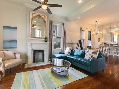 Photo for Spacious, luxurious home! Enjoy New Orleans like a local.