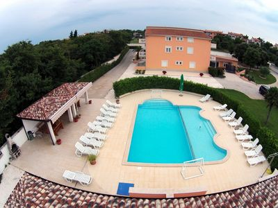 Photo for Pool Apartment A10 (2+2), Villa Rok