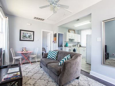 Photo for ★Ideal NOLA Staycation★ Walk Everywhere / Off-street Parking / Modern Charm!