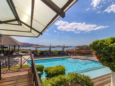 Photo for NEW LISTING! Family-friendly villa w/ private & shared pools - walk to the beach