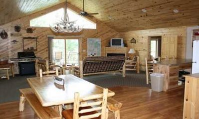 Photo for Facowie Lodge - (Grand Lodge), Premiere Lodging near Crane Lake, MN