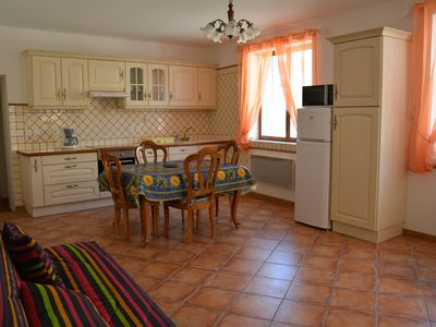 Photo for Charming apartment. At the foot of the Medieval City. Private Parking, 4 People.
