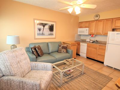 Photo for Tropic Breeze Unit 7 Madeira Beach Ground Floor Pool View