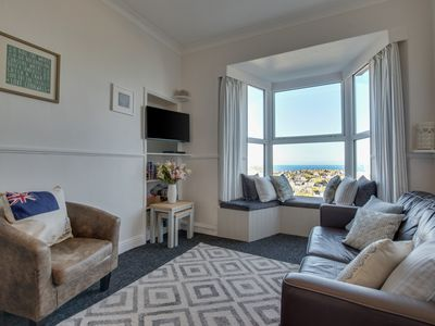 Photo for Flat 5, 7 Barnoon Terrace