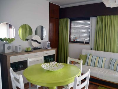 Photo for Holiday Apartment T1, sea view in front of the beach (100 mts)