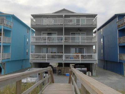 Photo for Winds I B3: 2 BR / 2 BA condo in Carolina Beach, Sleeps 6