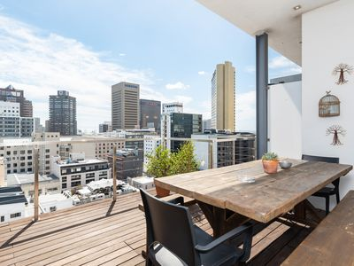 Photo for Modern Penthouse with stunning views