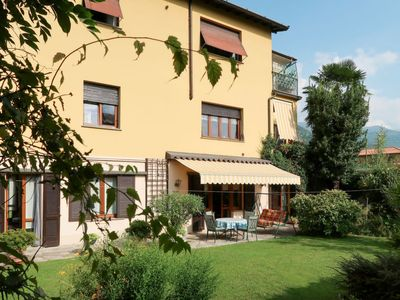 Photo for Apartment Il Giardino (DGO150) in Dongo - 4 persons, 1 bedrooms