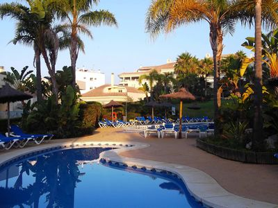 Photo for The Perfect Getaway: Family Friendly Luxury Apt Nr Marbella , Golf w/WIFI too!""