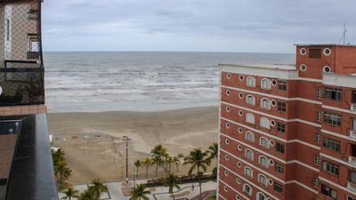 Photo for T003 - Front Sea - 1 bedroom / balcony - Vila Tupi