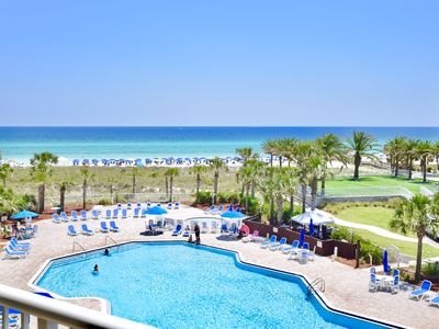 Photo for 411 Destin West Gulfside: ~Free Beach Service! ~Premium Unit! ~Great View!