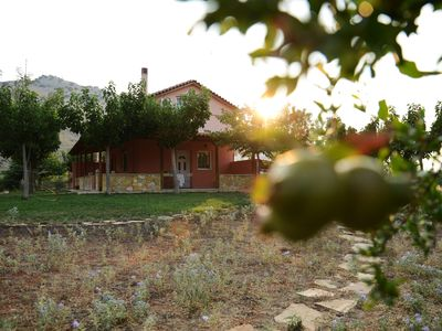 Photo for White & Blue Country House Nafplio