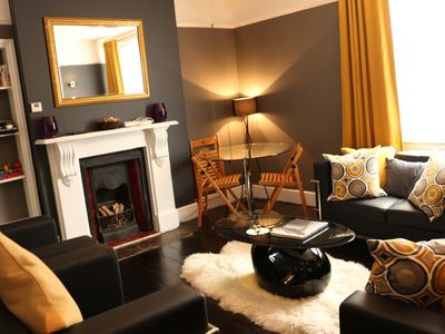 Photo for Self Isolating Two bedroom apartment in the heart of SOHO