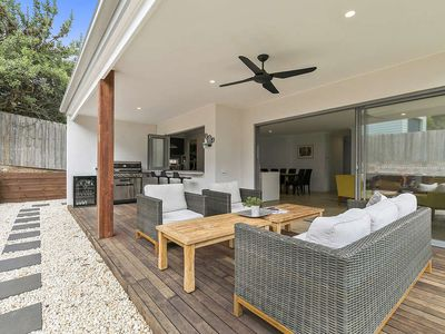 Photo for Simply Stunning Smiths Beach beachhouse. Four bedrooms resort style with alfresco.