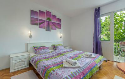 Photo for Apartment Complex  Sauko / Double Room Sauko - Lavanda with Balcony