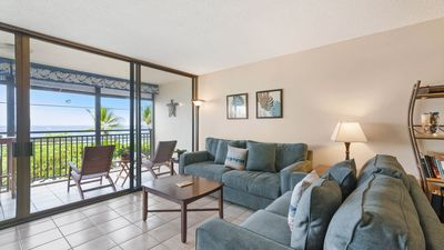 Photo for Ocean View Condo Along the Coast *WiFi, Full Kitchen, Laundry*