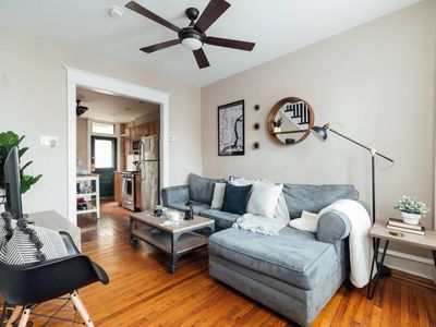 Photo for Stylish 4 BR in Heart of Northern Liberties with Back Patio and the Best Beds
