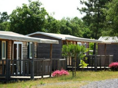 Photo for Camping L'Airial **** - Mobile home 4 Rooms 5/7 Persons