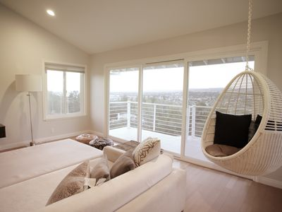 Photo for Stylish Private Room and Private Bath with City View by Disney!