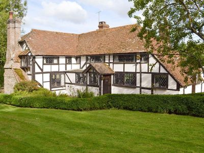 Photo for 4 bedroom accommodation in Bedham, near Petworth