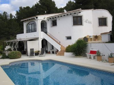 Photo for COSTA BLANCA CAPE. Villa, floor with private entrance fully available