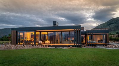 Photo for Architecturally designed property with amazing views of Lake Wanaka